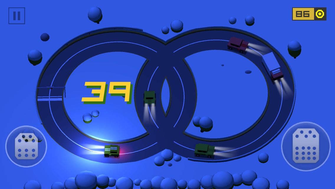Loop Drive-Crash Race-ios-android-iapptweak