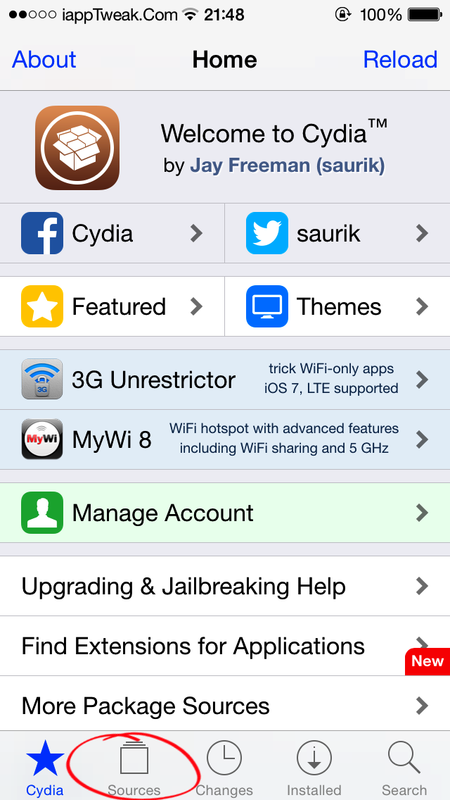 iphone cydia repo 2015
