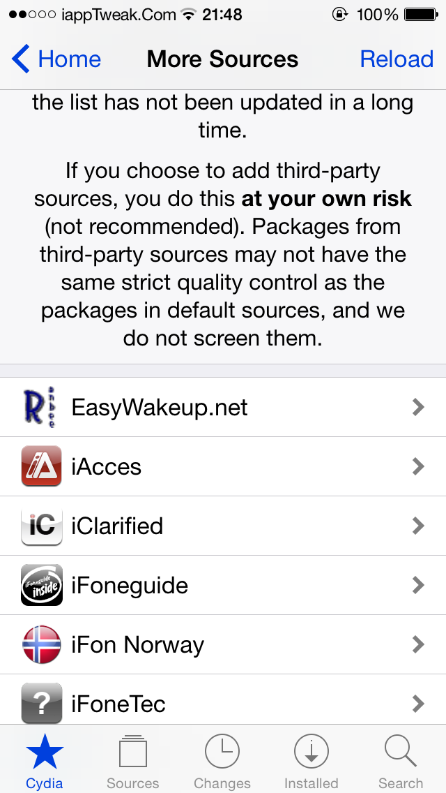 how to customize cydia 2015