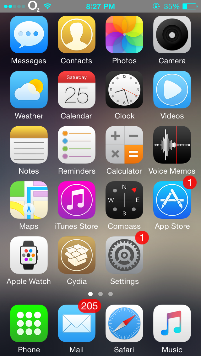 Ios status bar color 28 images how to customize your - App to change color of kitchen cabinets ...