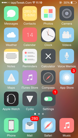 Alto-cydia-theme-ios8.4-8.3-iapptweak