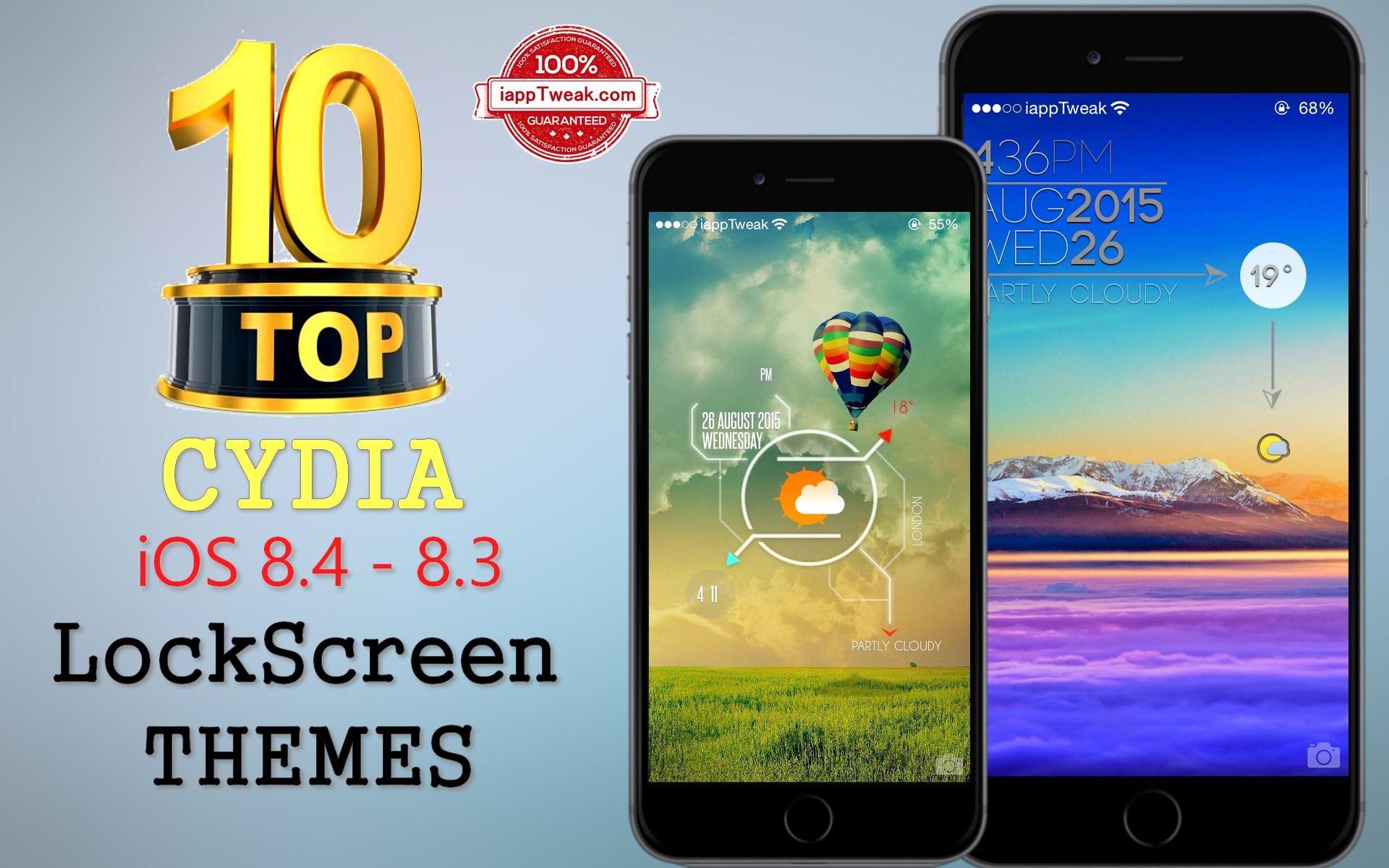 top 10 cydia lockscreen themes for ios 8 4 ios 8 3 8 7 part 02. Black Bedroom Furniture Sets. Home Design Ideas