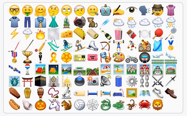 iOS 9.1 emoji iapptweak