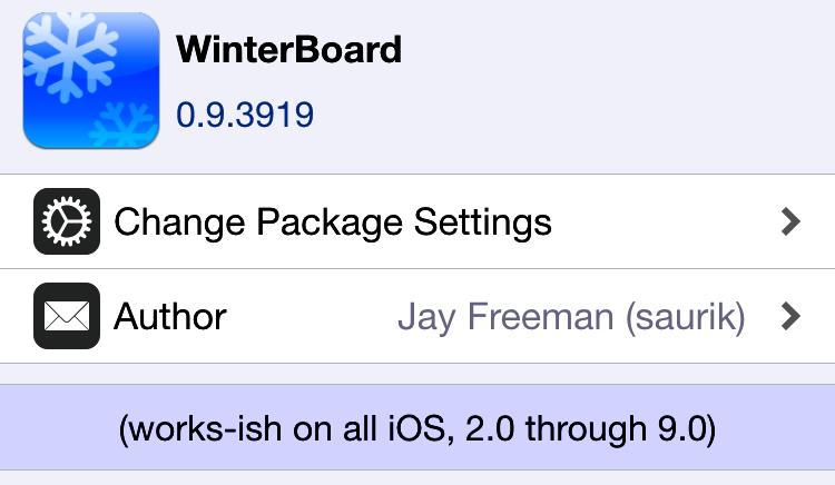 WinterBoard-iOS-9-iapptweak