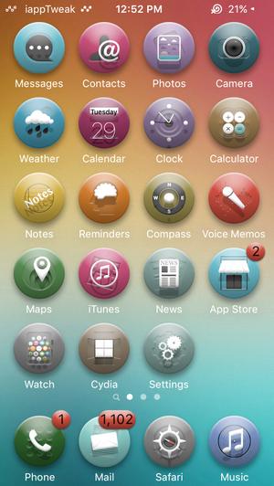 Allegro-iOS9-top-themes-anemone-winterboard-iapptweak