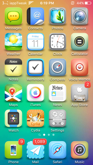 Laguna for iOS9_Anemone_winterboard_iOS9_theme_iapptweak