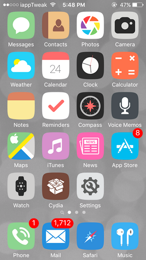 TOP 10 BRAND NEW Cydia Anemone/WinterBoard Themes For iOS