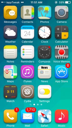 Kep1er-iOS9.2-iOS9.3-jailbreak-top-themes-iapptweak
