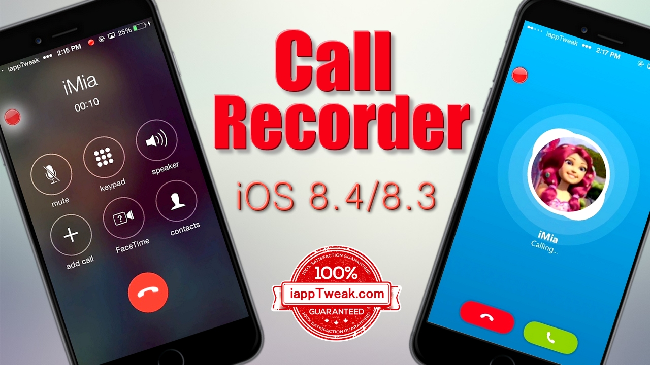iphone call recorder call recorder ios record iphone calls skype facetime 11674