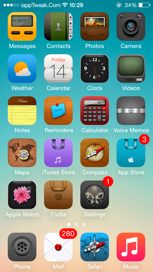 MUS8-cydia-theme-ios8.4-8.3-iapptweak