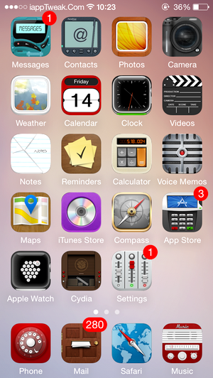 Sublimity8-cydia-theme-ios8.4-8.3-iapptweak