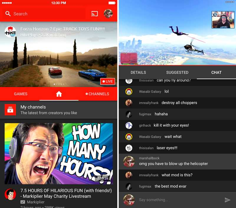 YouTube-Gaming-1.0-for-iOS-iPhone-iPad-iPod-Android-iapptweak