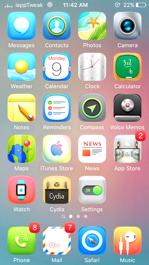 Lasso for iOS9-iOS9 cydia winterboard-anemone-theme-iapptweak