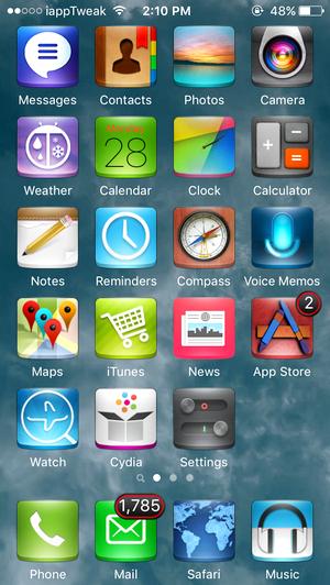 Aurora-iOS9.3-jailbreak-top-themes-iapptweak