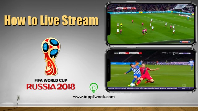 How to Watch FiFA World Cup 2018 Live & Free On iPhone, iPad